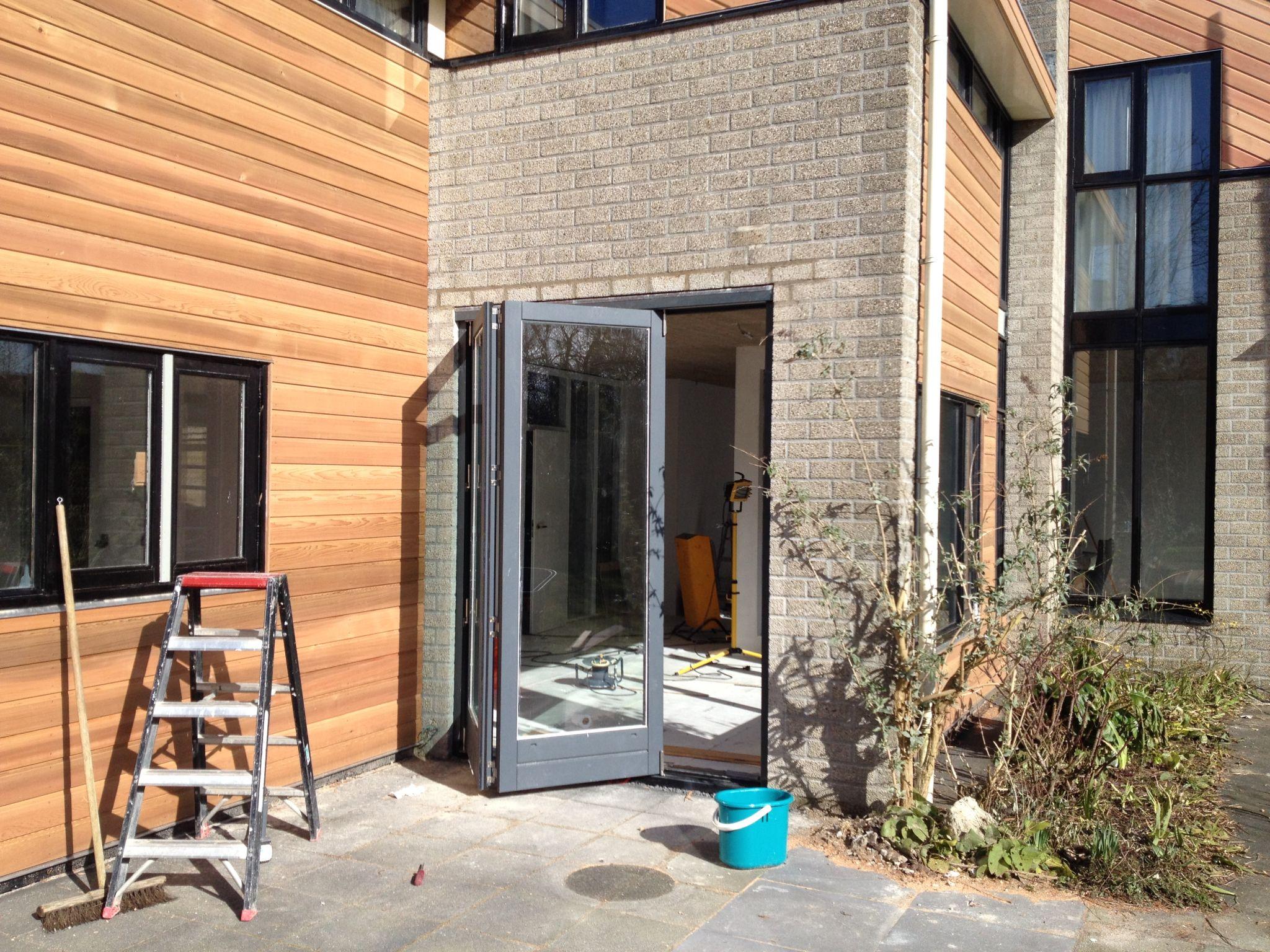 Breedte Openslaande Deuren : Openslaande deuren hofstra bouw