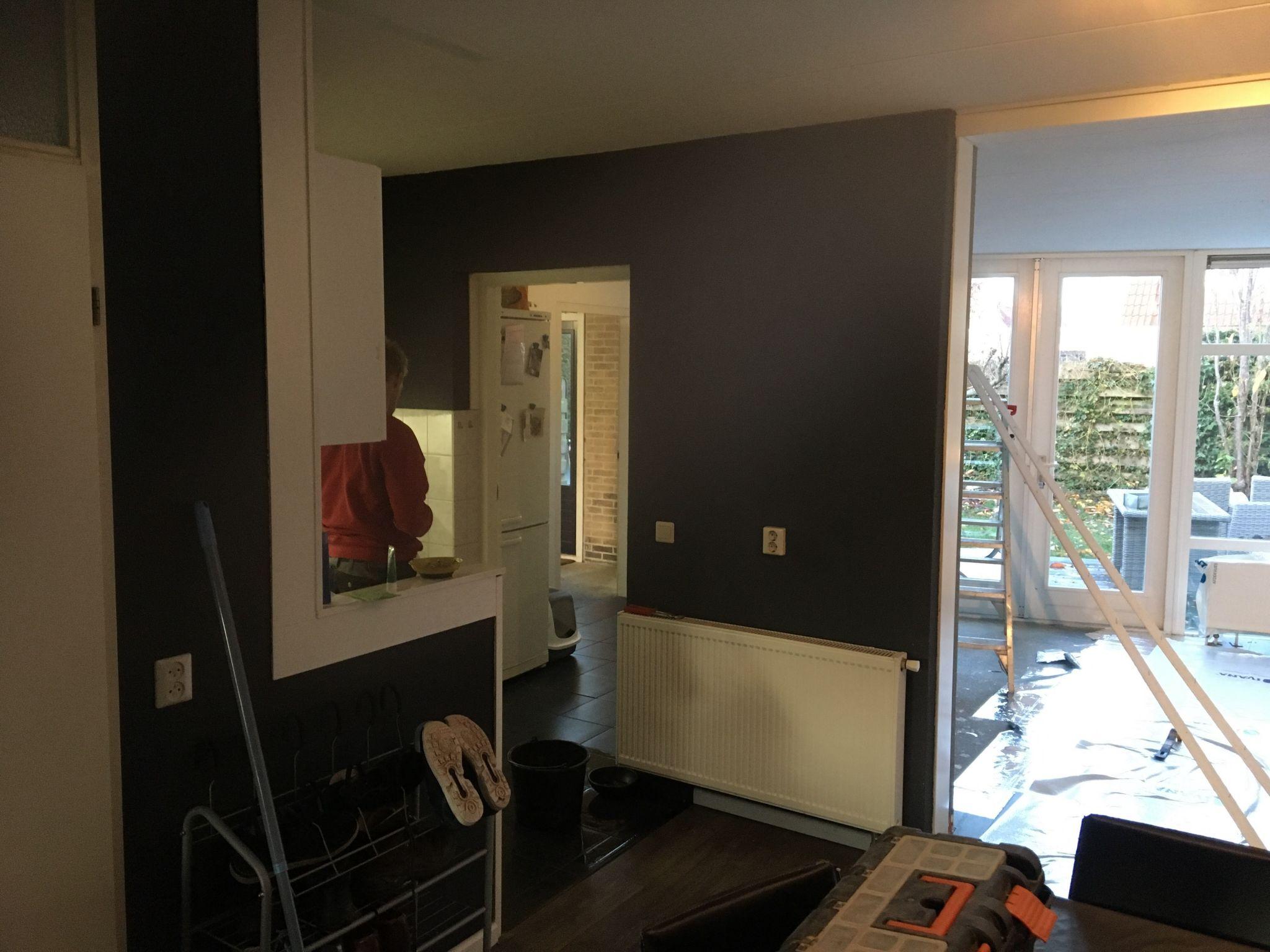 Badkamer Keuken Bolsward : Grotere woonkamer en keuken 2016 hofstra bouw